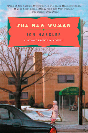 The New Woman by Jon Hassler