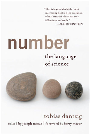 Number by Tobias Dantzig and Joseph Mazur
