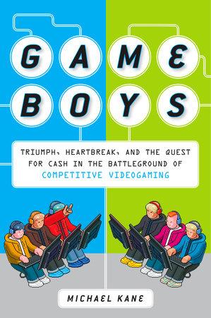 Game Boys by Michael Kane