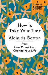 How to Take Your Time
