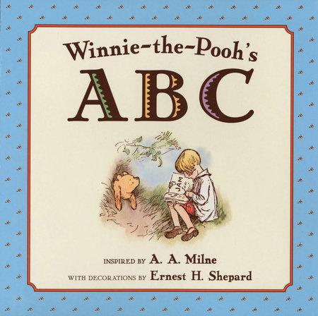Winnie-The-Pooh's ABC  Book