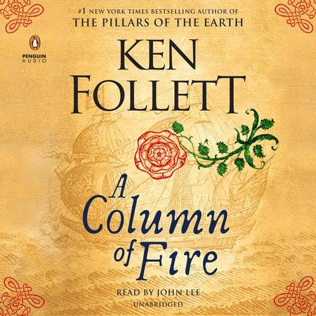A Column of Fire by Ken Follett