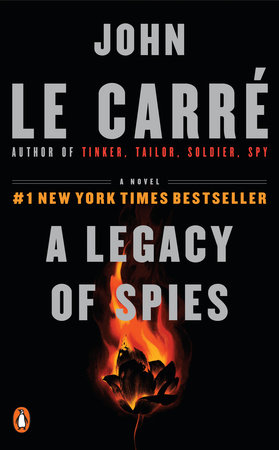 A Legacy of Spies by John le Carré