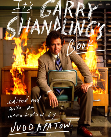 It's Garry Shandling's Book by