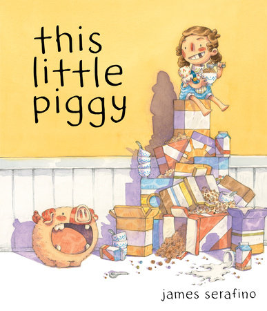 This Little Piggy by James Serafino