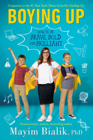 Boying Up by Mayim Bialik
