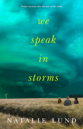Image result for we speak in storms