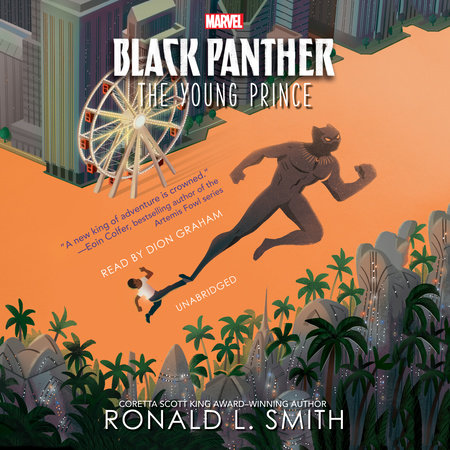 Black Panther by Ronald L. Smith