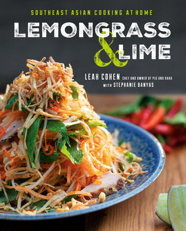 Lemongrass and Lime by Leah Cohen and Stephanie Banyas