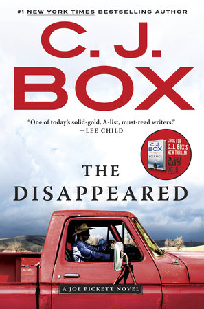 The Disappeared by C  J  Box | PenguinRandomHouse com: Books