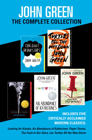 John Green: The Complete Collection by John Green