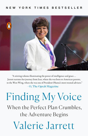 Finding My Voice by Valerie Jarrett
