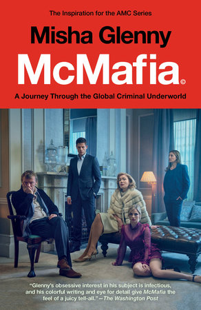 McMafia (Movie Tie-In) by Misha Glenny