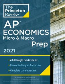 Princeton Review AP Economics Micro & Macro Prep, 2021