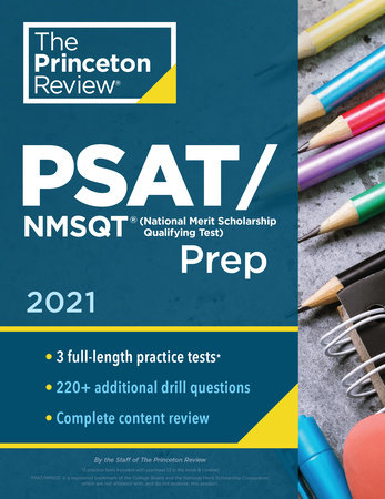 Princeton Review PSAT/NMSQT Prep, 2021 by The Princeton Review