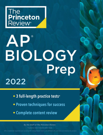 Princeton Review AP Biology Prep, 2022 by The Princeton Review