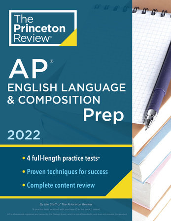 Princeton Review AP English Language & Composition Prep, 2022 by The Princeton Review