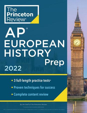 Princeton Review AP European History Prep, 2022 by The Princeton Review