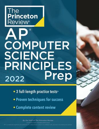 Princeton Review AP Computer Science Principles Prep, 2022