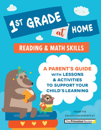 1st Grade at Home by The Princeton Review
