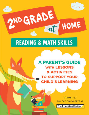 2nd Grade at Home by The Princeton Review