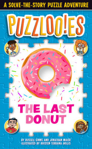 Puzzloonies! The Last Donut