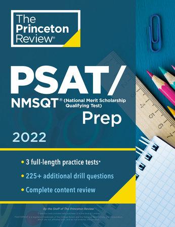 Princeton Review PSAT/NMSQT Prep, 2022 by The Princeton Review
