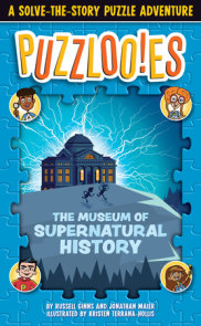 Puzzlooies! The Museum of Supernatural History