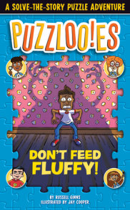 Puzzlooies! Don't Feed Fluffy