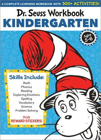 Dr. Seuss Workbook: Kindergarten by Dr. Seuss