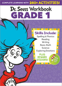 Dr. Seuss Workbook: Grade 1