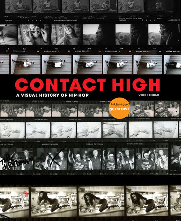 Contact High by Vikki Tobak