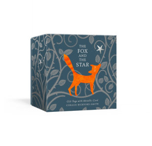 The Fox and the Star Gift Tags with Metallic Cord
