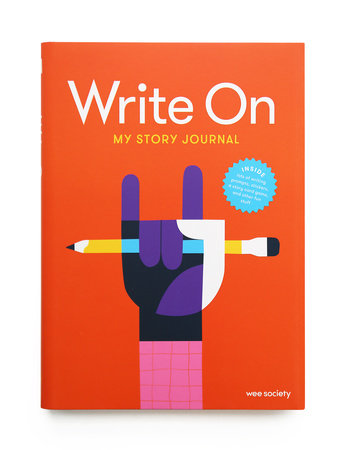 Write On: My Story Journal by Wee Society