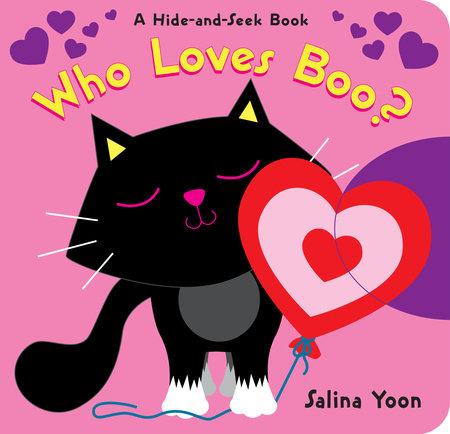 Who Loves Boo? by Salina Yoon