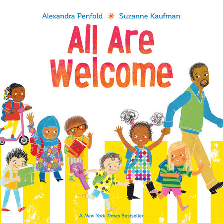 Image result for all are welcome book