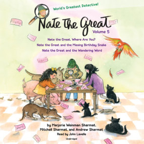 Nate the Great Collected Stories: Volume 5