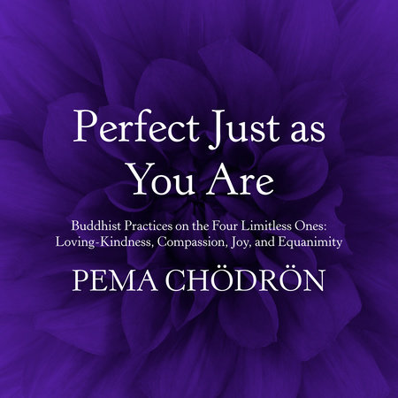 Perfect Just as You Are by Pema Chödrön