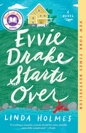 Evvie Drake Starts Over by Linda Holmes