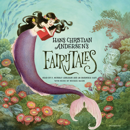 Hans Christian Andersen's Fairy Tales Book Cover Picture