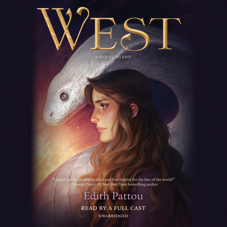 West by Edith Pattou | PenguinRandomHouse com: Books
