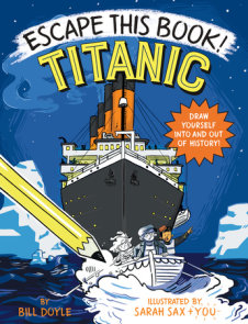 Escape This Book! Titanic