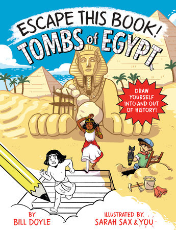 Escape This Book! Tombs of Egypt by Bill Doyle