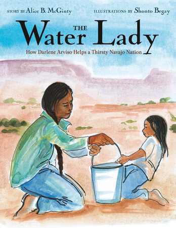 The Water Lady by Alice B. McGinty