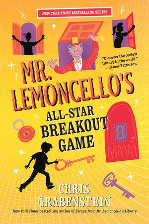 Mr Lemoncello S All Star Breakout Game By Chris Grabenstein 9780525646440 Penguinrandomhouse Com Books