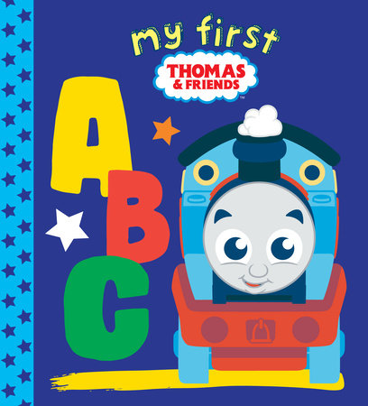 My First Thomas & Friends ABC (Thomas & Friends) by Random House