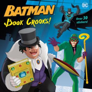 Book Crooks! (DC Super Heroes: Batman)