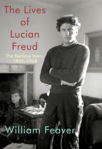 The Lives of Lucian Freud: The Restless Years