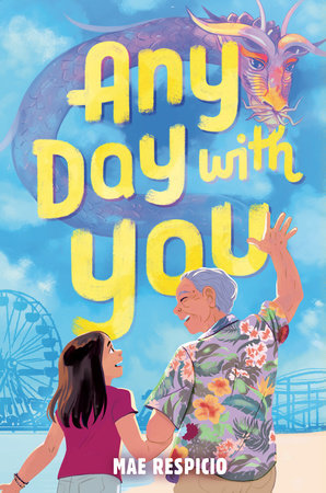 Any Day with You by Mae Respicio