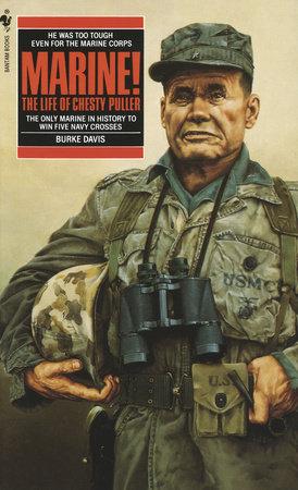 Marine! by Burke Davis